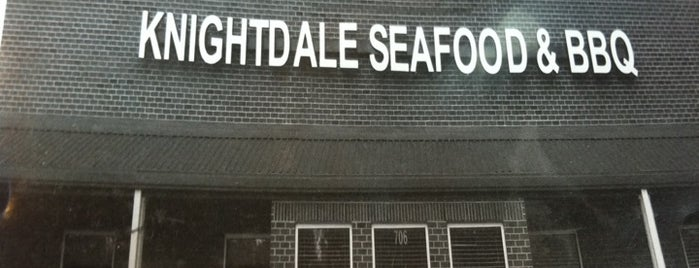 Knightdale Seafood & BBQ is one of Best Restaurants in Eastern NC.
