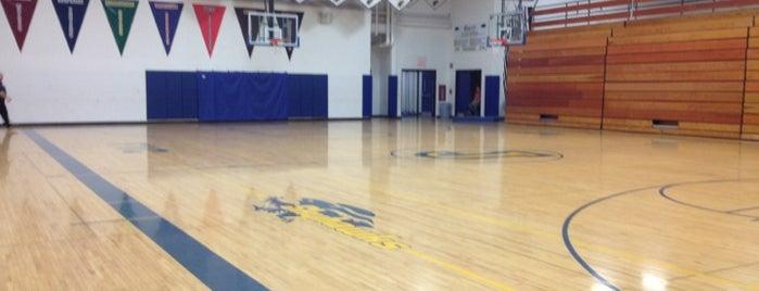 Johnsburg High School is one of High Schools I Referee.
