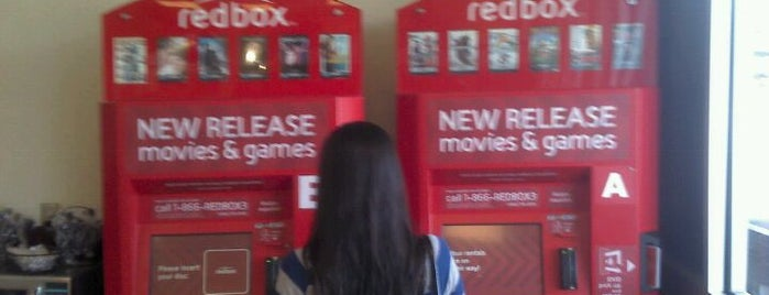Redbox is one of The Chad.