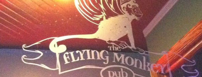 Flying Monkey Pub is one of CLE.