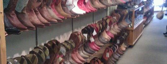 Sabas Famous Texas Boots is one of Arizona (AZ).