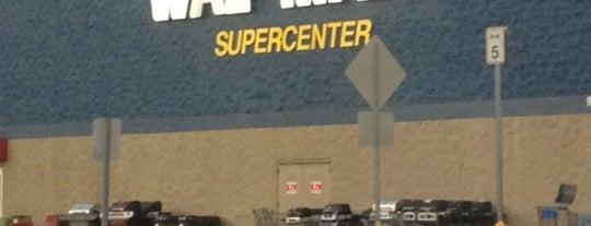 Walmart Supercenter is one of #YouBelongHere.