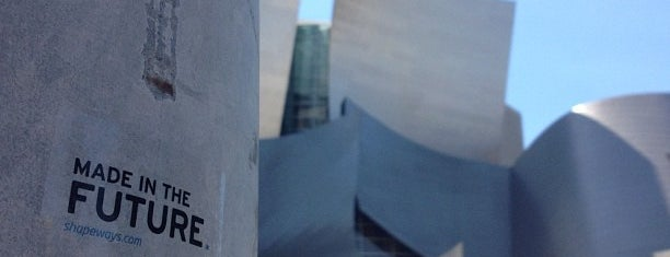 Walt Disney Hall Parking is one of Tempat yang Disukai Alberto J S.