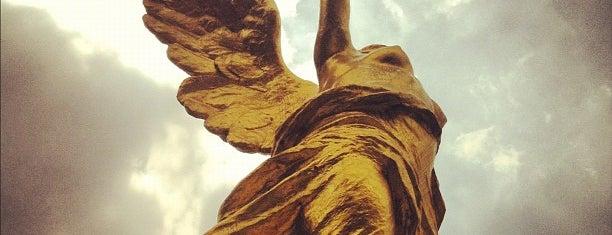 Monumento a la Independencia is one of Ciudad de México y alrededores.