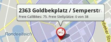 StadtRAD Leihstation 2363 is one of Locais curtidos por Jana.