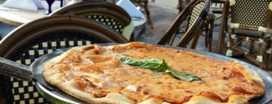 Pizza al Fresco is one of One Bite, Everybody Knows The Rules 3.