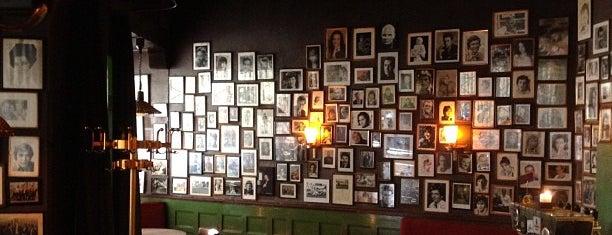Diener Tattersall is one of Berlin Restaurants and Cafés.