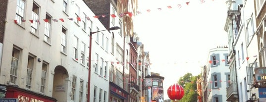 Chinatown is one of London's Must-See Attractions.