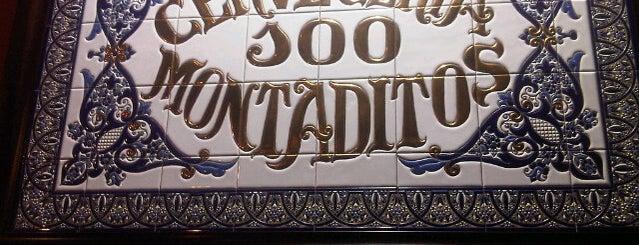 100 Montaditos is one of Lieux qui ont plu à Crhis.