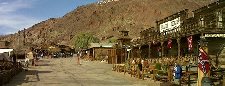 Calico Ghost Town is one of USA.
