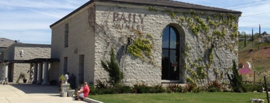 Baily Vineyard & Winery is one of Lugares favoritos de Todd.
