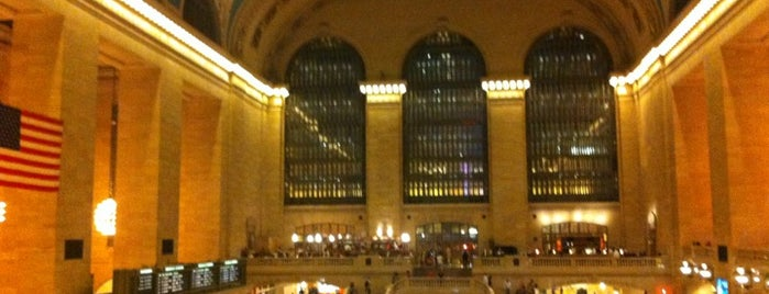Grand Central Terminal is one of Nyc.
