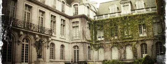 Musée Carnavalet is one of 「带一本书去巴黎」.