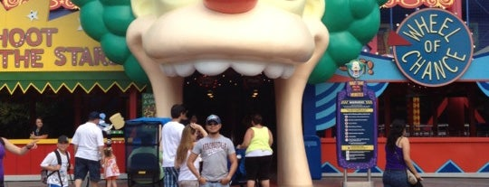 The Simpsons Ride is one of My vacation @ FL2.