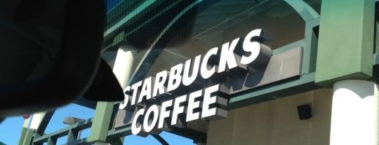 Starbucks is one of My home LA.