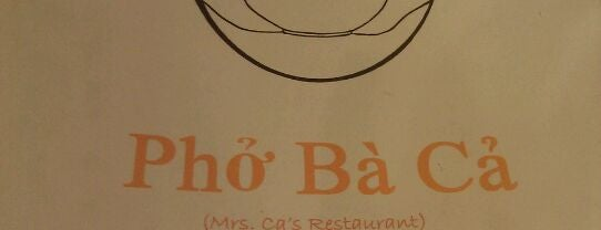 Pho Ba Ca is one of Nom nom in GTA.