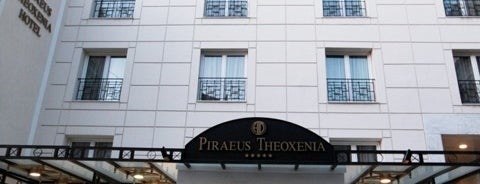 Piraeus Theoxenia Hotel is one of Tips To Add.