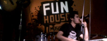 Fun House is one of Songkick Madrid.