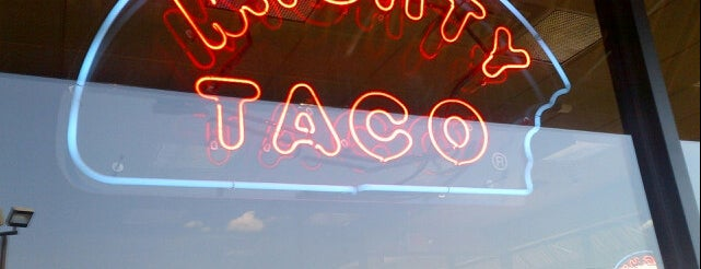 Mighty Taco is one of Niagara Falls - NY.