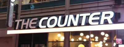 The Counter is one of times square refuge.