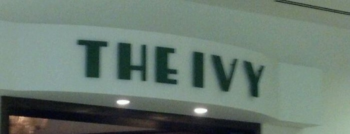 The Ivy is one of Dubai.