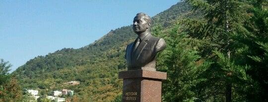 Haydar Aliyev Parkı is one of Sedat 님이 좋아한 장소.