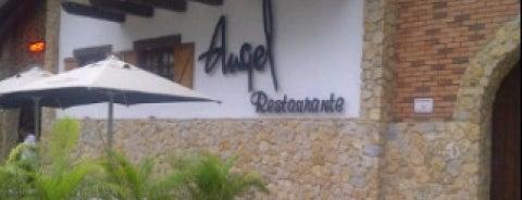 Angel Restaurante is one of Mauricio 님이 저장한 장소.