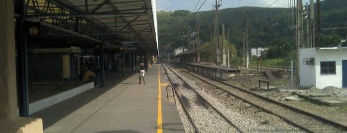 SuperVia - Estação Japeri is one of Lugares favoritos de Bárbara.