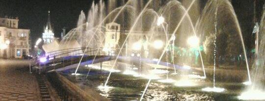Batumi Boulevard | ბათუმის ბულვარი is one of Tempat yang Disukai Anna.