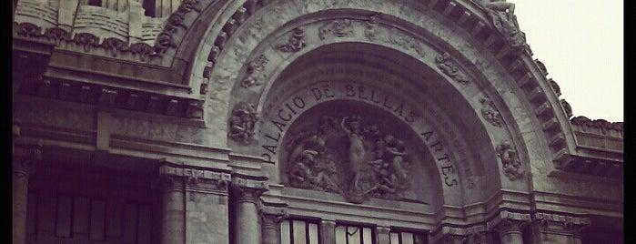 ベジャス・アルテス宮殿 is one of Lugares de interés.