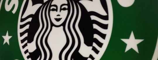 Starbucks is one of Locais curtidos por Friedrich.