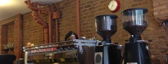 Café Grumpy is one of #ThirdWaveWichteln Coffee Places.