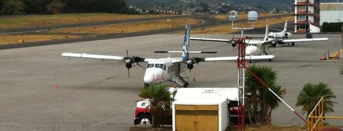 Aeropuerto Internacional Tobías Bolaños Palma (SYQ) is one of Airports.