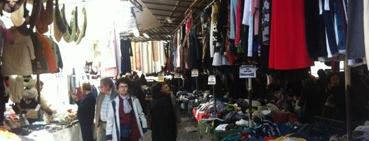Mercato di Via Sannio is one of To do in Rome.