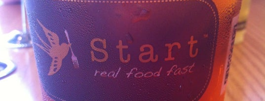 Start is one of Eats I want to try..