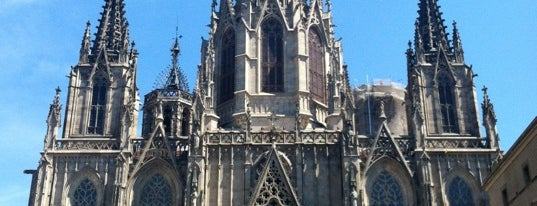 Kathedrale des Hl. Kreuzes und St. Eulalia is one of Barcelona See & Do.