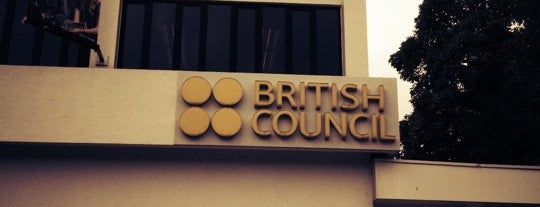 British Council Singapore is one of Tempat yang Disukai Irisha.