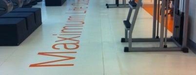 Çankaya'da Spor Salonları / Gyms in Çankaya