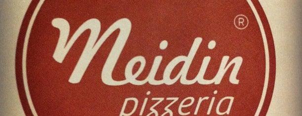 Pizzeria Meidin is one of Porto.
