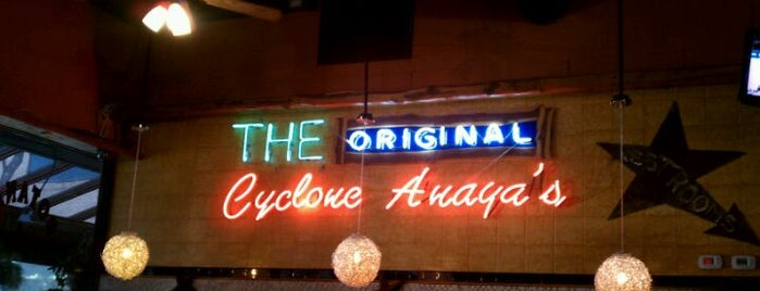 Cyclone Anaya's Mexican Kitchen is one of Diana : понравившиеся места.