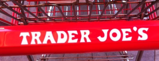 Trader Joe's is one of Orte, die Baum gefallen.