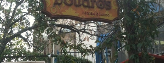 Boudro's Texas Bistro on the Riverwalk is one of Lieux qui ont plu à Glenda.