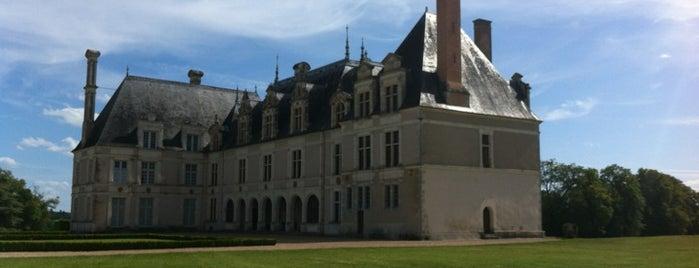 Château de Beauregard is one of Châteaux de France.