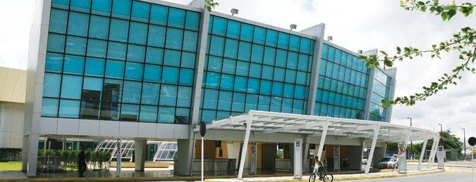 Aeroporto Internacional de João Pessoa / Castro Pinto (JPA) is one of Aeroporto.