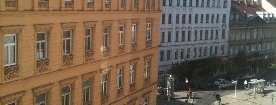 Karmeliterplatz is one of Wien.