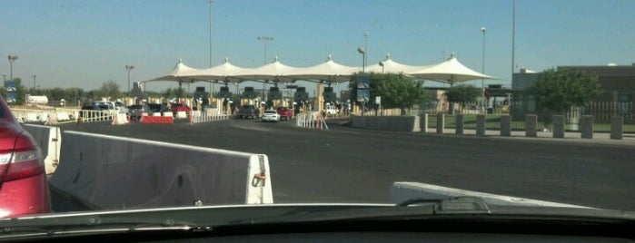 Calexico East Port of Entry is one of Alejandroさんのお気に入りスポット.