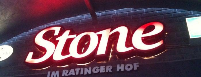 Stone im Ratinger Hof is one of The List:Dusseldorf.
