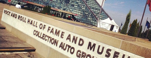 Rock & Roll Hall of Fame is one of Revisiting the Great Road Trip to SD.
