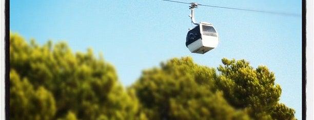 Telecabine Lisboa is one of 101 coisas para fazer em Lisboa antes de morrer.