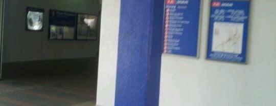 RapidKL Jelatek (KJ6) LRT Station is one of สถานที่ที่ Aishah ถูกใจ.